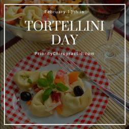 tortellini day